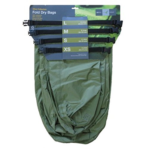 EXPED FOLD DRYBAG OLIVE